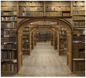 Bibliotheksaal