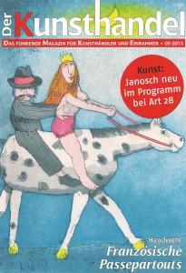 Der Kunsthandel 05/2013