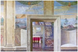 Villa Sforza, Fresko #7